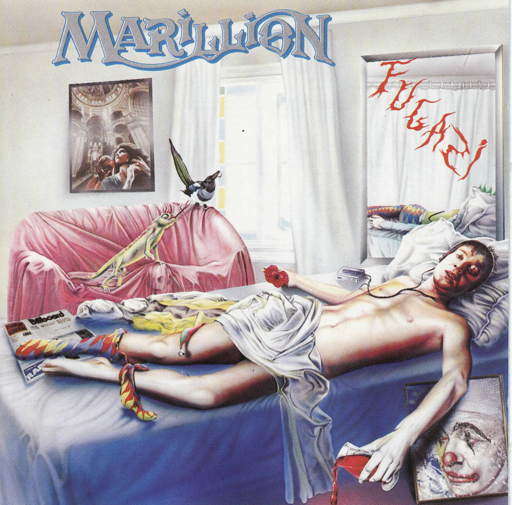Marillion - Fugazi (1984)