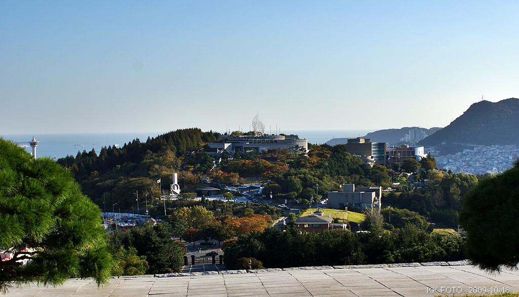 민주공원 중앙공원