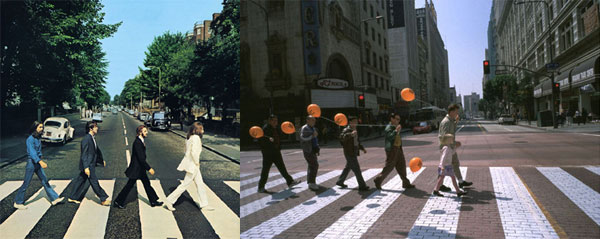Abbey Road & I Am Sam