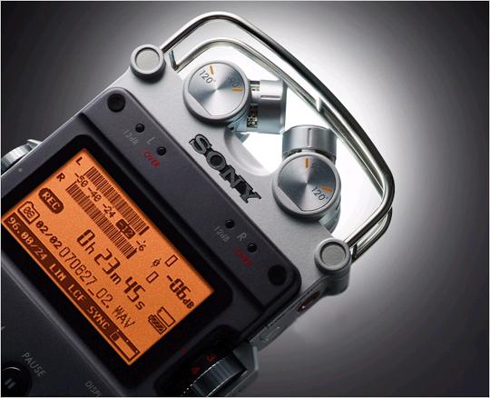 소니 프로페셔널 레코더 PCM-D50, 바람 소리까지 채집하는 레코더