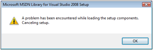 MS Visual Studio 2008 삭제가 안된다면...