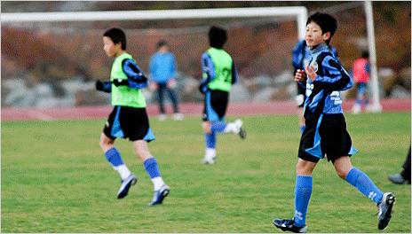 13세 축구 신동 이정빈, 한국의 리오넬 메시를 꿈꾸다!