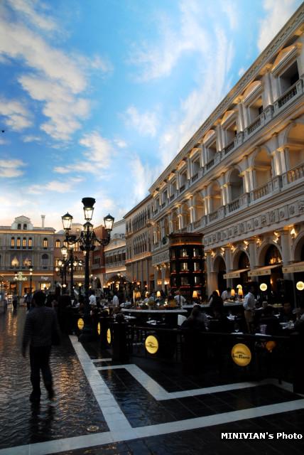 꽃보다 남자에서도 나왔던 베네치안 호텔의 오리지널, 라스베가스 베네치안