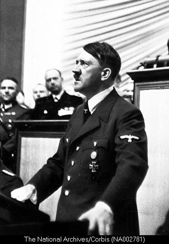 아돌프 히틀러 연설문 분석