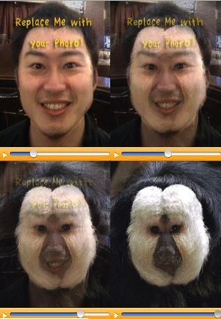 Shakin' Face Morph123 Lite