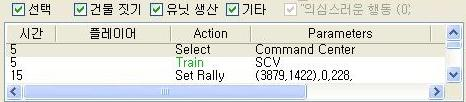 Action 분석