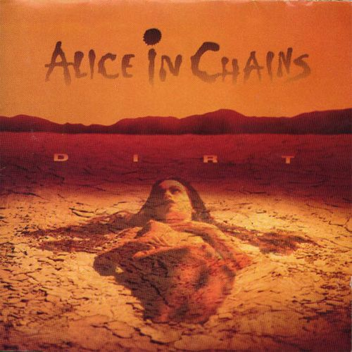 Alice In Chains - Dirt  / 1992