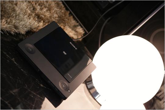 소니 DVD 플레이어 DVP-PR50PB, 세련된 디자인 블랙박스 DVD 플레이어