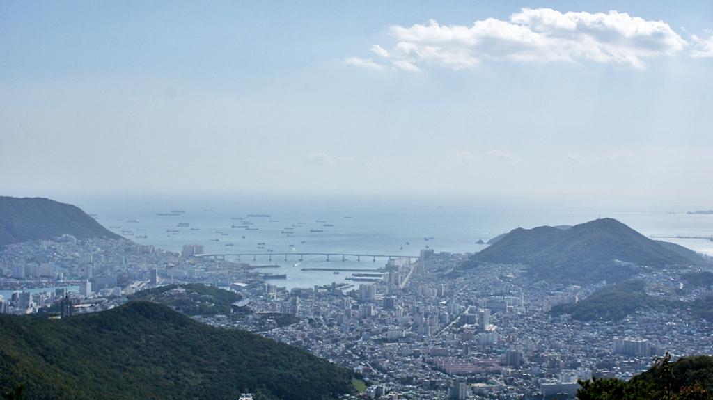 부산남항사진