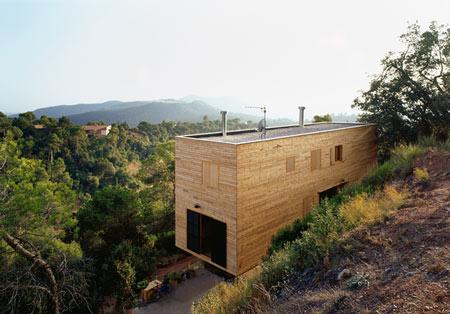 Wooden Casa 205