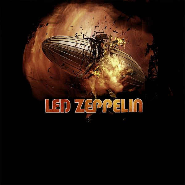 Led Zeppelin  -  Danish TV Live / 1969