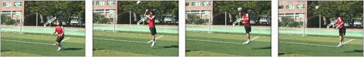 헤딩의 종류-LESSON 3 점프 헤딩_고급 단계