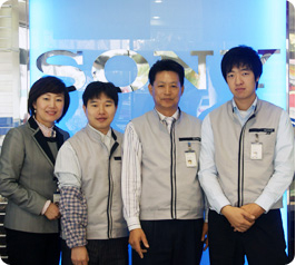 소니 서비스센터 릴레이 - 서대구 서비스 센터