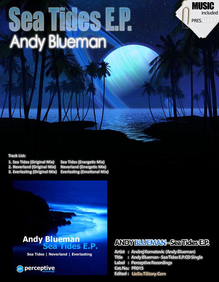 Andy Blueman - Sea Tides E.P.