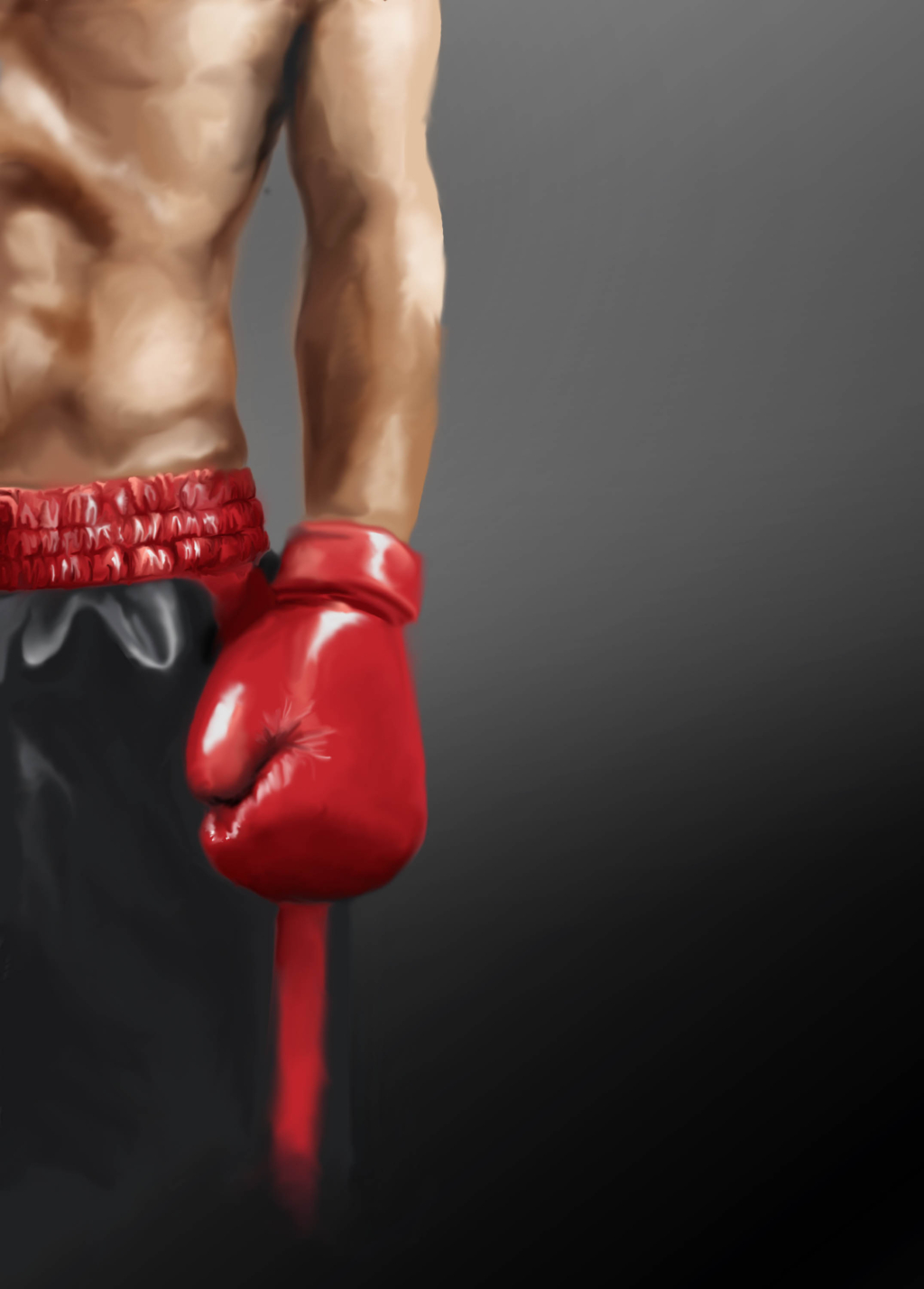 Boxer - Drawing