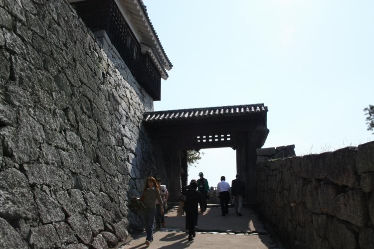 일본 마쓰야마성
