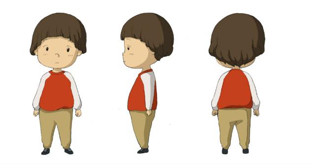 2007 '소리를 먹는 도깨비' 캐릭터 설정
