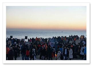 새해 정동진 해돋이와 함께한 일출 낭만 여행