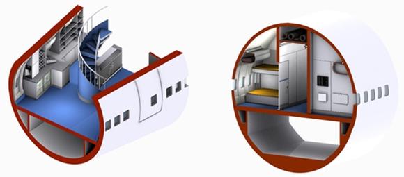 객실 모형 이미지