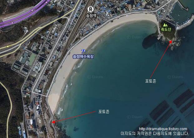 송정해수욕장 부산관광