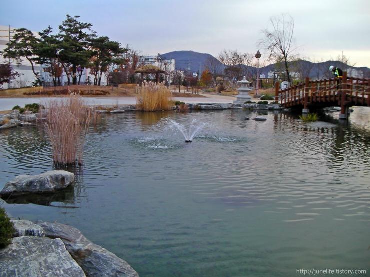 구미 동락공원
