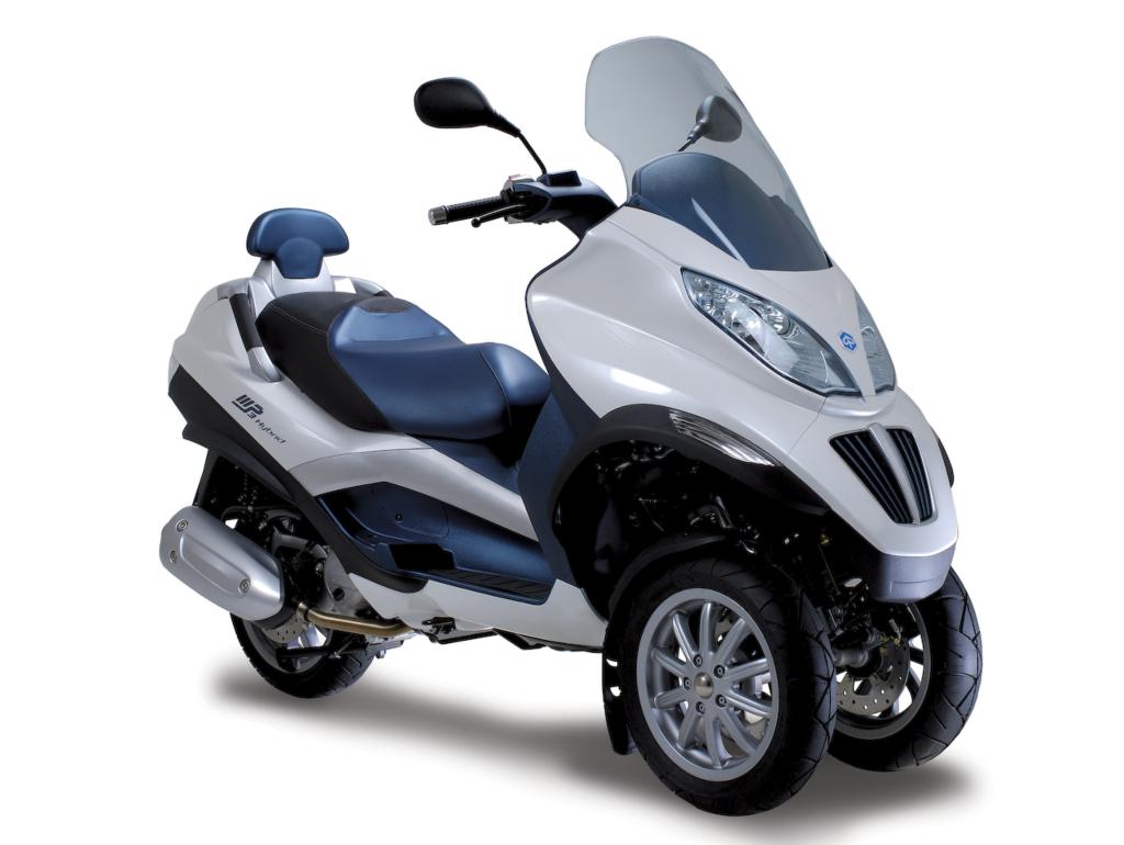 3sun 블로그 하이브리드 스쿠터 오토바이 피아지오 Mp3 하이브리드 Piaggio Mp3