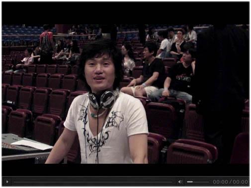 한국 최고의 살사 전문 DJ 린넨