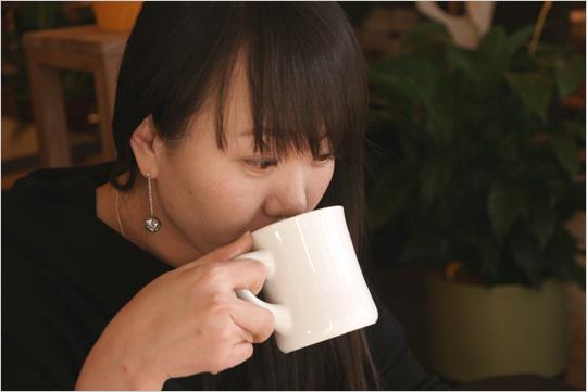 '밤삼킨별의 놀이없는 놀이터' 김효정, 평범한 일상의 소소한 행복 전파자