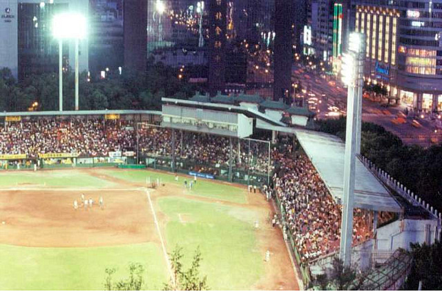 Jakarta International Stadium Image: International Ballparks