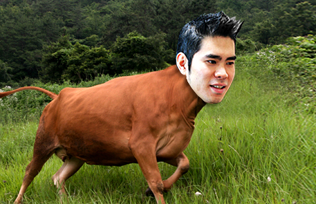 소가 된 이정환