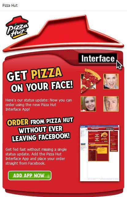 Pizza Hut Apps