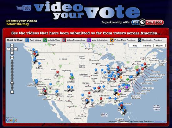 Video Your Vote