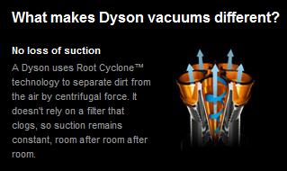 Dyson Technology