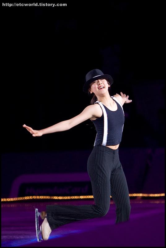 '현대카드슈퍼매치 Ⅶ - '08 Superstars on Ice' 2부. 일본의 아사다 마오 (Mao ASADA. 浅田真央)