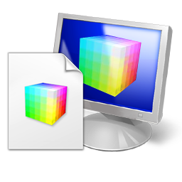 Windows Vista Icon - colorcpl.exe_I0005_0409