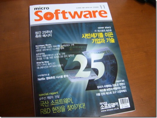 MicroSoftware(November 2008)